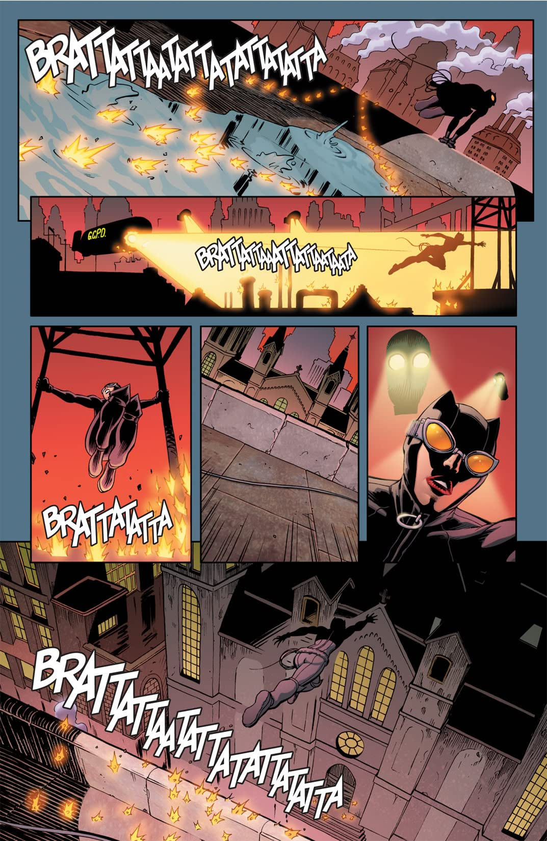 Catwoman (2002-2008) #76