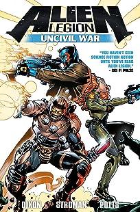 Alien Legion: Uncivil War