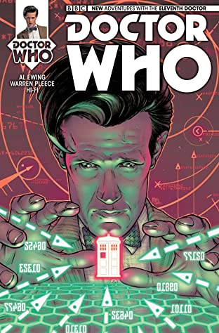Doctor Who: The Eleventh Doctor No.8