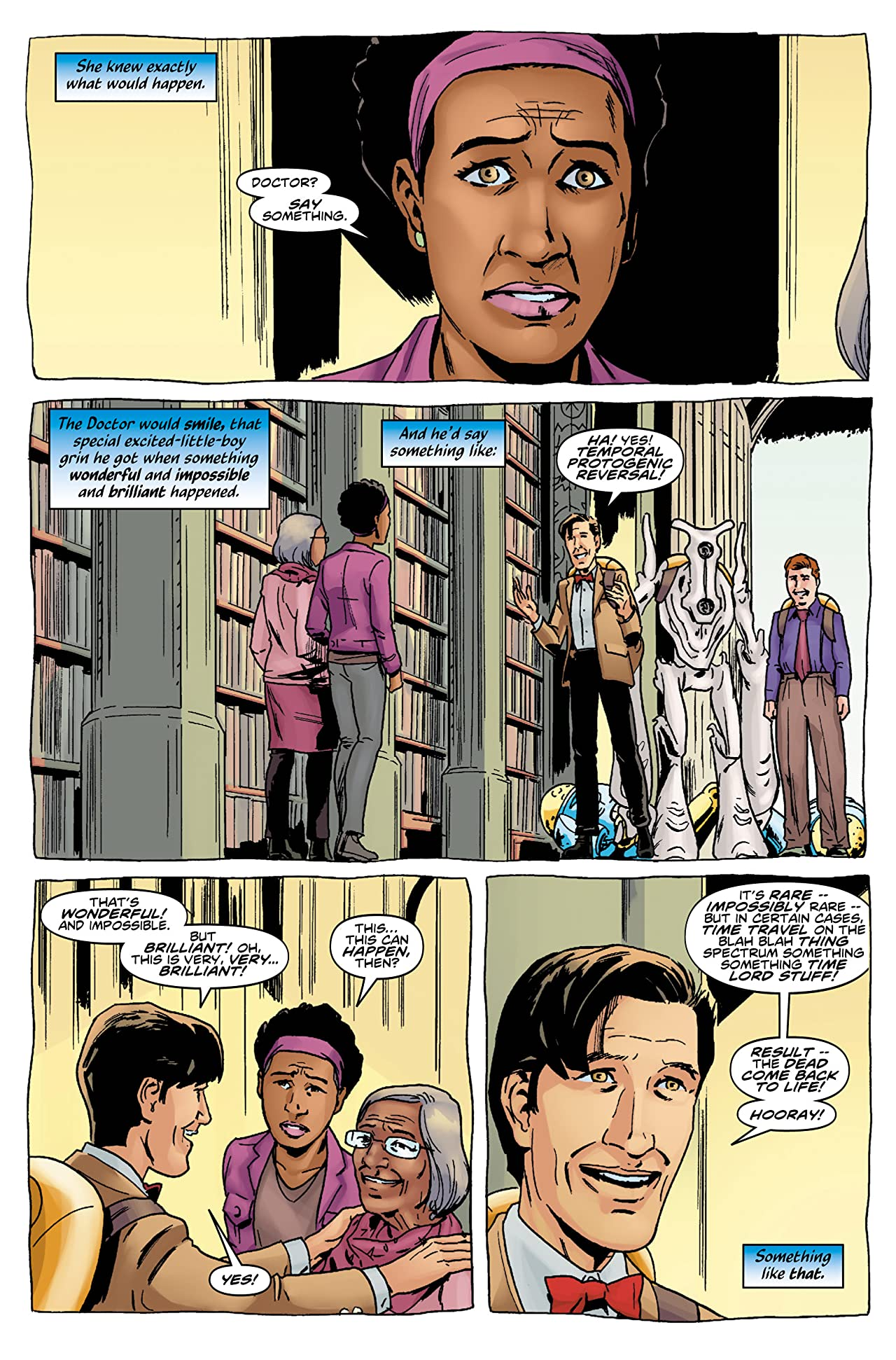 Doctor Who: The Eleventh Doctor #8