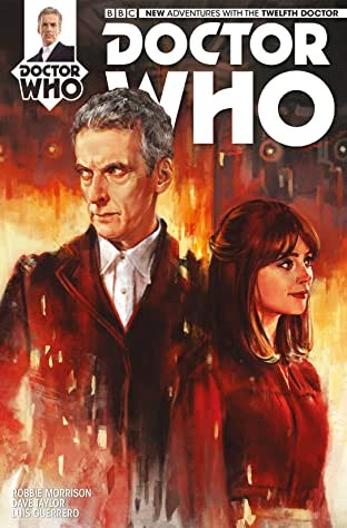 Doctor Who: The Twelfth Doctor No.5