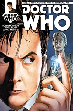 Doctor Who: The Tenth Doctor #8