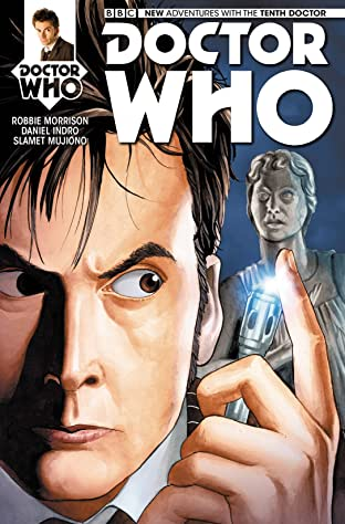 Doctor Who: The Tenth Doctor No.8