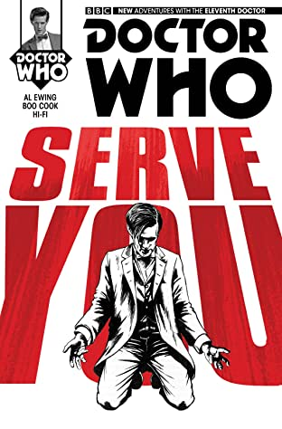 Doctor Who: The Eleventh Doctor No.9