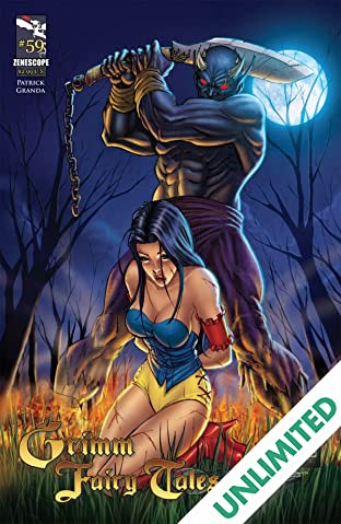 Grimm Fairy Tales #59