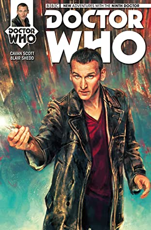 Doctor Who: The Ninth Doctor #1
