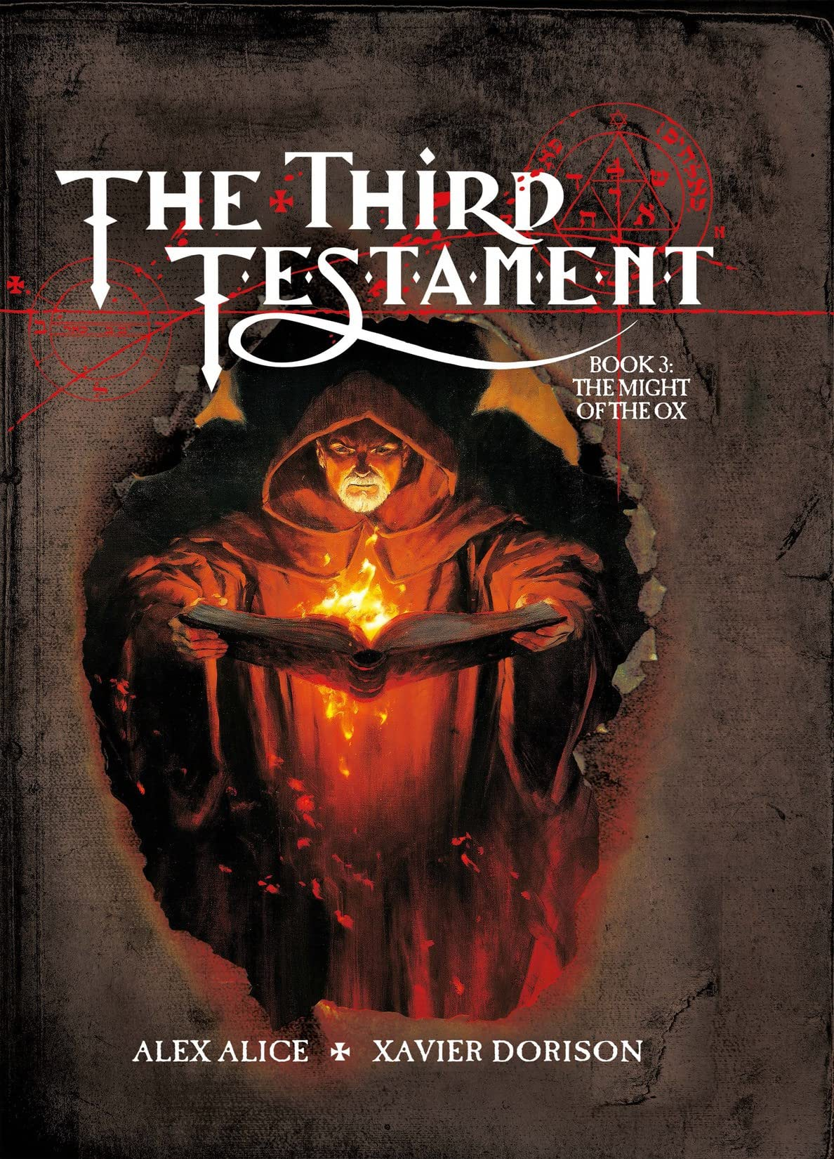 The Third Testament Vol. 3: The Might of the Ox