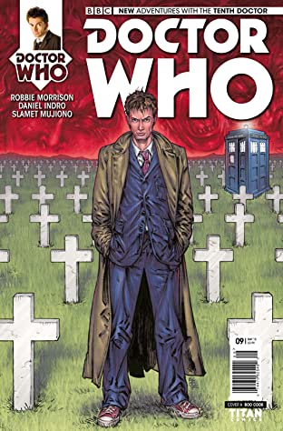 Doctor Who: The Tenth Doctor No.9