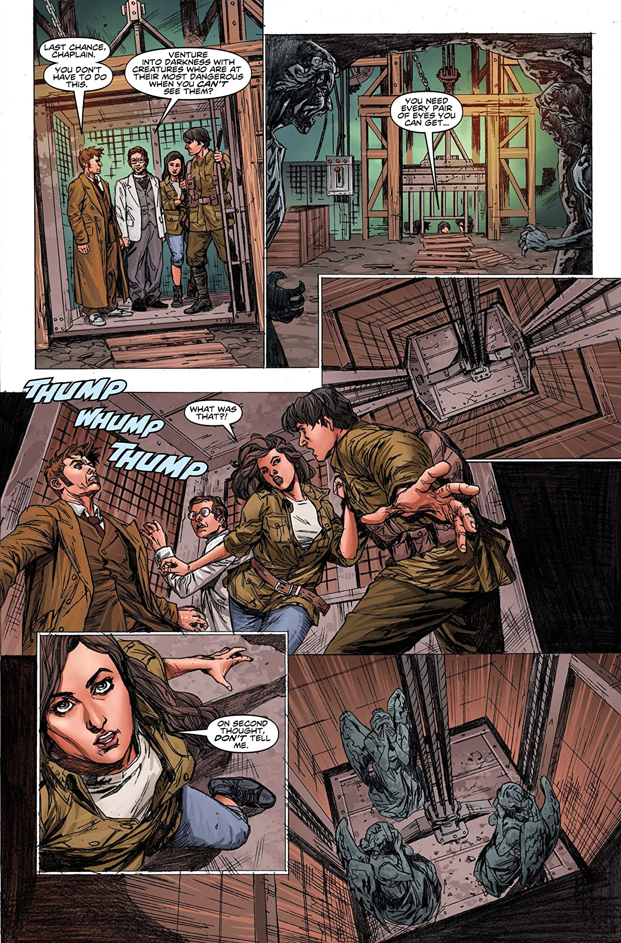 Doctor Who: The Tenth Doctor #9