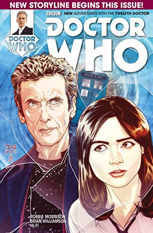 Doctor Who: The Twelfth Doctor No.6