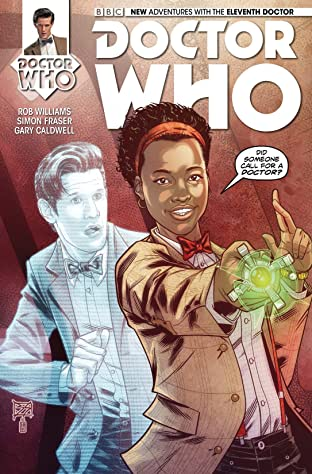 Doctor Who: The Eleventh Doctor No.10