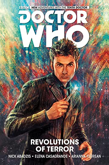 Doctor Who: The Tenth Doctor Vol. 1