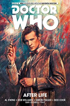 Doctor Who: The Eleventh Doctor Tome 1