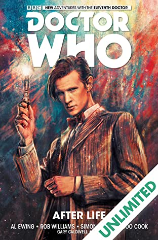 Doctor Who: The Eleventh Doctor Vol. 1