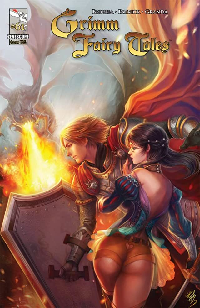 Grimm Fairy Tales #61