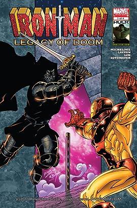 Iron Man: Legacy of Doom #3 (of 4)