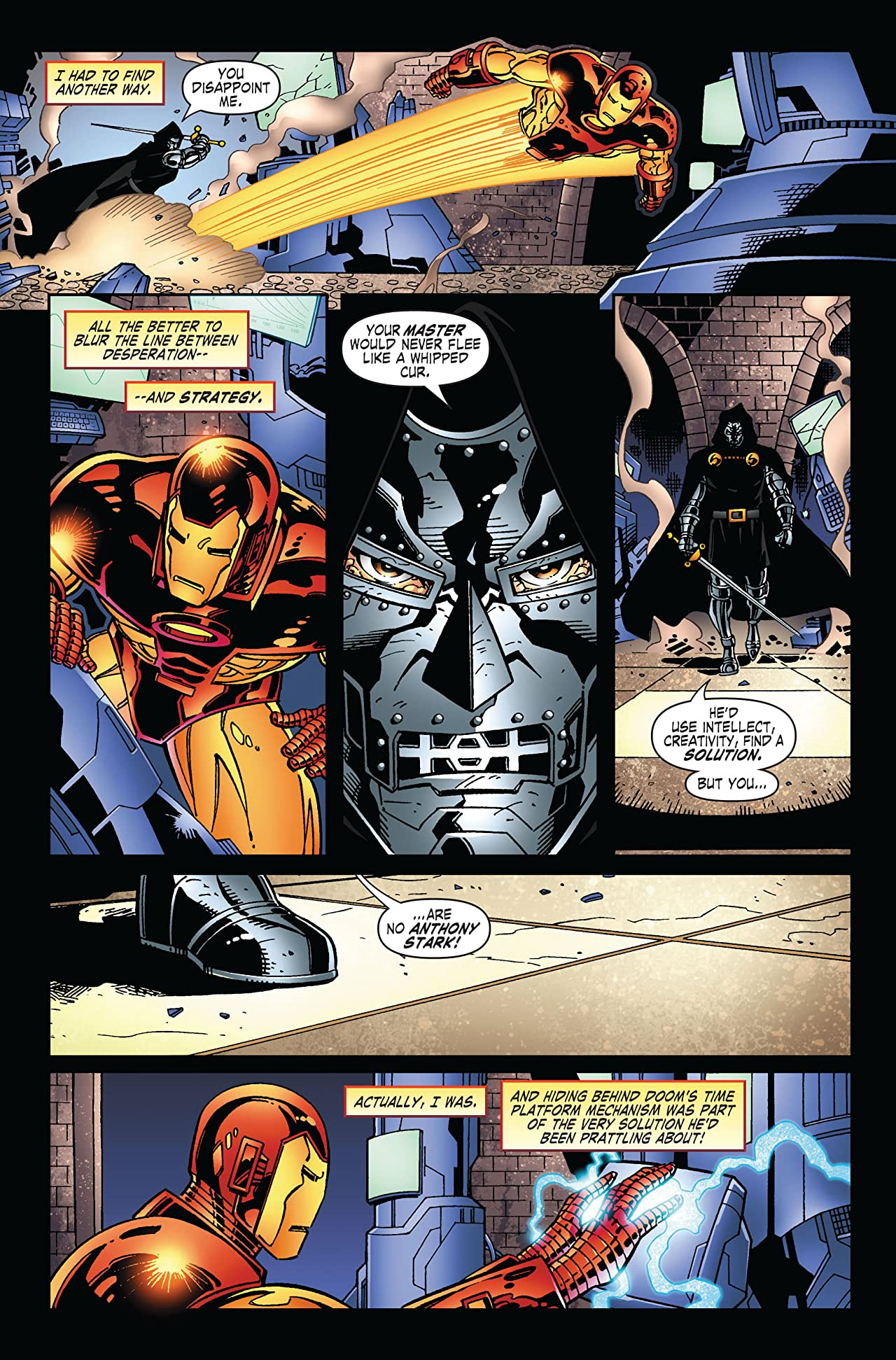 Iron Man: Legacy of Doom #3 (of 4)