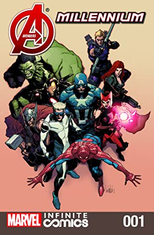 Avengers: Millennium Infinite Comic #1 (of 6)