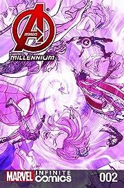 Avengers: Millennium Infinite Comic #2 (of 6)
