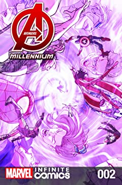 Avengers: Millennium Infinite Comic #2 (of 6)