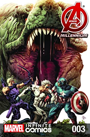 Avengers: Millennium Infinite Comic #3 (of 6)