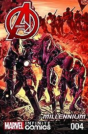 Avengers: Millennium Infinite Comic #4 (of 6)