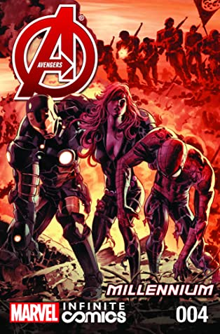 Avengers: Millennium Infinite Comic #4 (of 6)