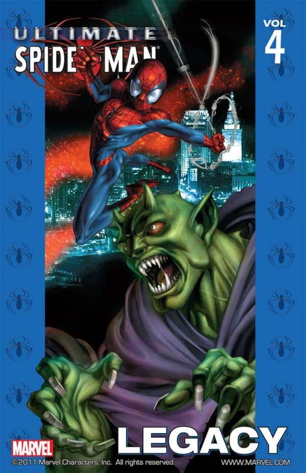 Ultimate Spider-Man Vol. 4: Legacy