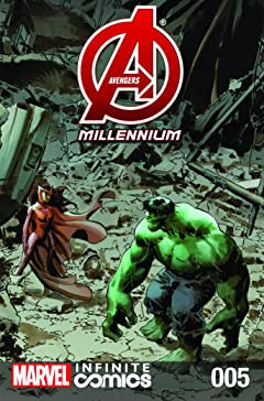 Avengers: Millennium Infinite Comic #5 (of 6)