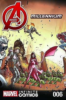 Avengers: Millennium Infinite Comic #6 (of 6)