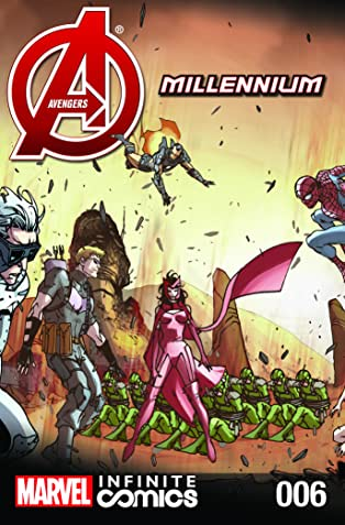 Avengers: Millennium Infinite Comic #6 (of 6)