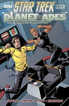 Star Trek / Planet of the Apes No.3 (sur 5)