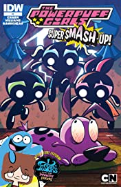 Powerpuff Girls Super Smash-up #2 (of 6)
