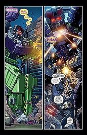 Transformers (2011-2016) #38: Days of Deception