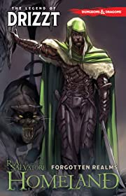Dungeons & Dragons: The Legend of Drizzt Vol. 1: Homeland