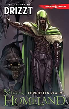 Dungeons & Dragons: The Legend of Drizzt Tome 1: Homeland