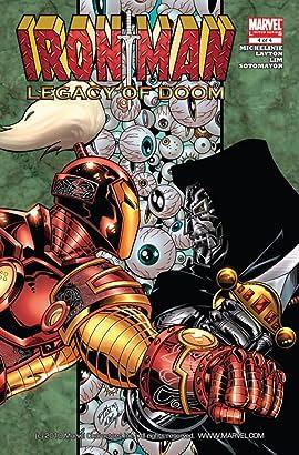 Iron Man: Legacy of Doom #4 (of 4)