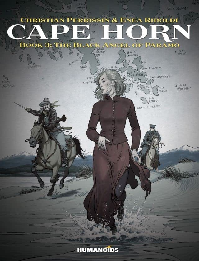 Cape Horn Tome 3: The Black Angel of Paramo