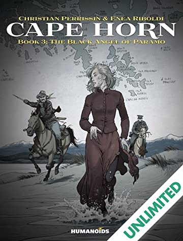 Cape Horn Vol. 3: The Black Angel of Paramo