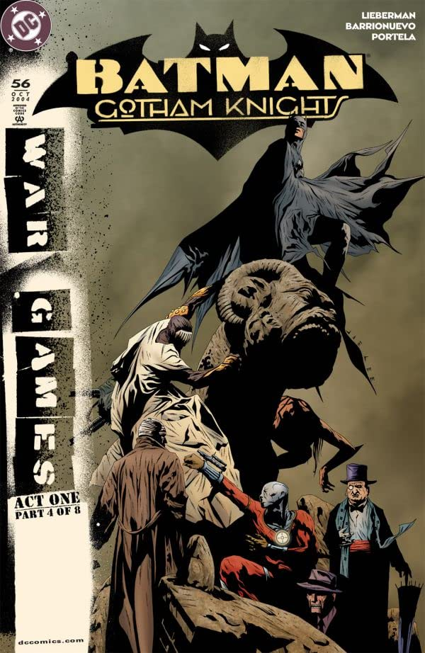 Batman: Gotham Knights #56