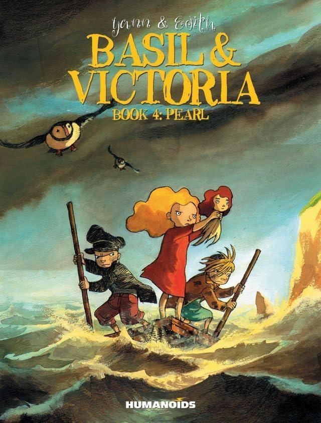 Basil & Victoria Vol. 4: Pearl