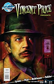 Vincent Price Presents #6