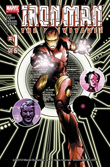 Iron Man: The Inevitable #1 (of 6)