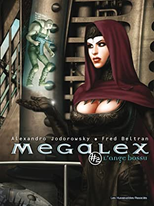 Megalex Tome 2: L'Ange Bossu