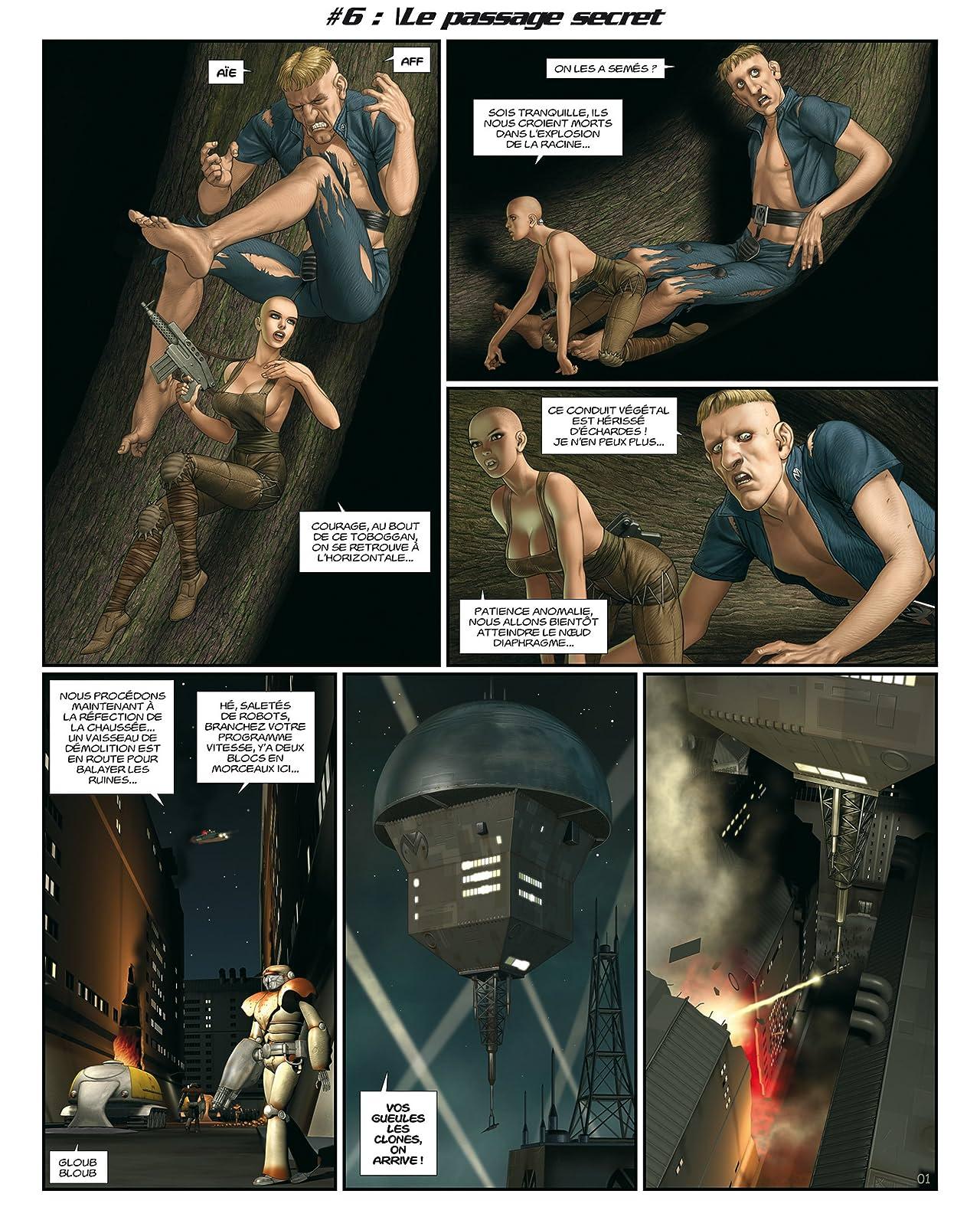 Megalex Vol. 2: L'Ange Bossu