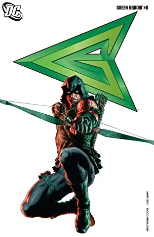 Green Arrow (2010-2011) No.8
