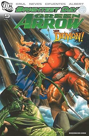 Green Arrow (2010-2011) No.9