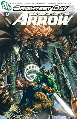 Green Arrow (2010-2011) #10