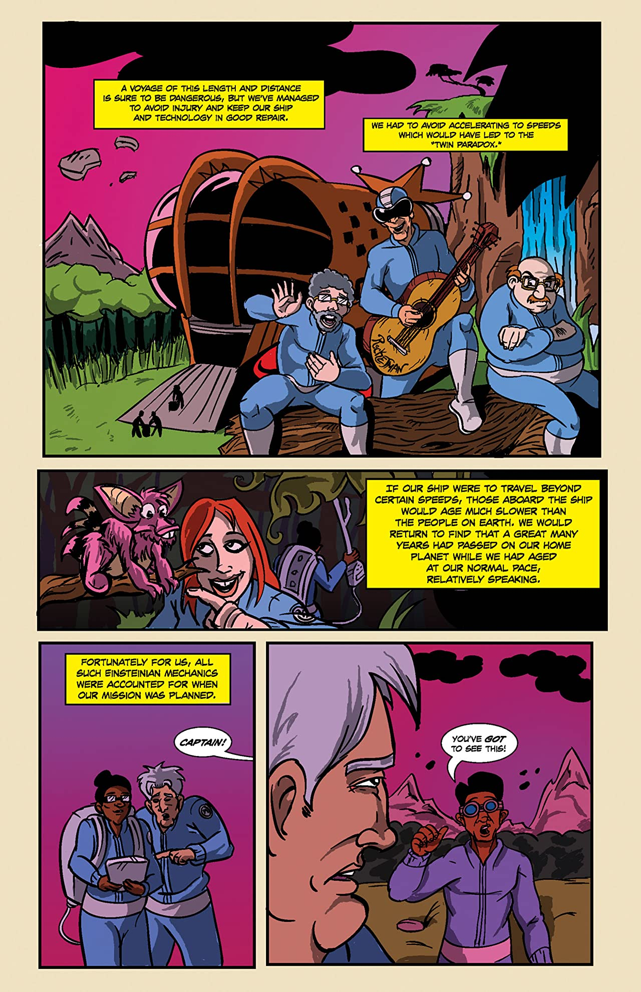 Killer Queen, A Comic Anthology: Letters in the Sand