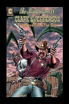 The Misadventures of Clark & Jefferson No.2